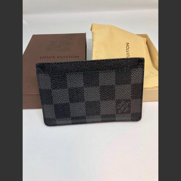 d87c7226b28a Louis Vuitton Handbags - Louis Vuitton Neo Porte Cartes in Damier Graphite